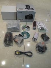 Canon EOS 5D Mark II цифровая зеркальная камера с Canon EF 24-105mm об