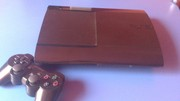Продам Sony Playstation 3 Super Slim 500Gb