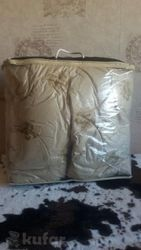 Продам 2-х спальное одеяло из верблюжей шерсти!