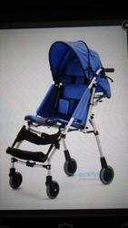 Детская инвалидная коляска-трость