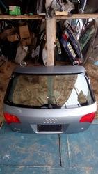 Крышка багажника на audi A4 (B7) 2006