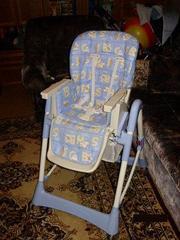 Удобный стульчик фирмы Сapella